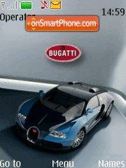 Buggatti theme screenshot