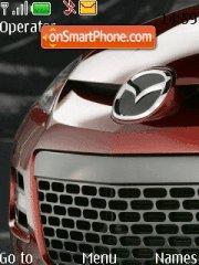 Mazda tema screenshot