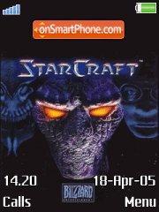Starcraft es el tema de pantalla