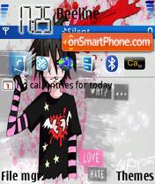 Emo 13 theme screenshot
