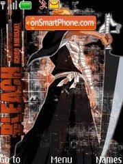 Bleach Ichigo v1 theme screenshot