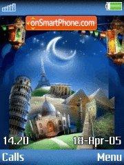7 Wonders es el tema de pantalla