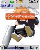 Ichigo 03 es el tema de pantalla