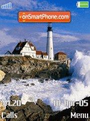 Lighthouse es el tema de pantalla