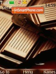 Chocolate Theme-Screenshot