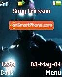 Ironman 01 es el tema de pantalla