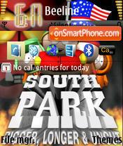 South Park 03 es el tema de pantalla