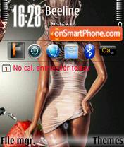 Скриншот темы Cherry Os9