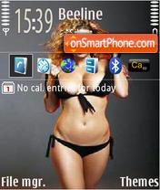 Semenovich V2 theme screenshot