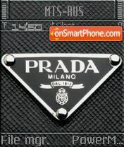 Prada S60v2 theme screenshot