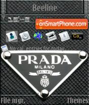 Скриншот темы Prada S60v3