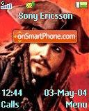 Pirates Caribean es el tema de pantalla