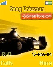 Formula 1 es el tema de pantalla