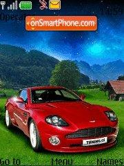 Скриншот темы Aston Martin