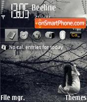 Za Toboi theme screenshot