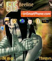 Neji 01 theme screenshot