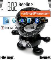 Littlespid theme screenshot