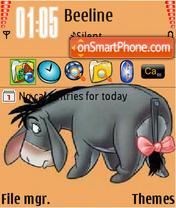 Donkey Theme-Screenshot