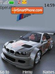 BMW M3 Theme-Screenshot