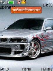 BMW Modified Theme-Screenshot