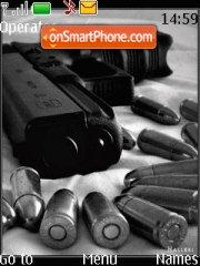 Gun`n`Bullets Theme-Screenshot