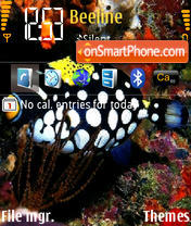 Atlantics v2 theme screenshot