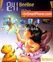 Capture d'écran Dream thème
