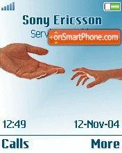 Nokia Connecting es el tema de pantalla