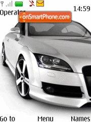 Audi TT theme screenshot