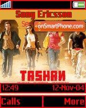 Tashan es el tema de pantalla