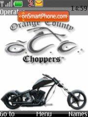 Chopper tema screenshot