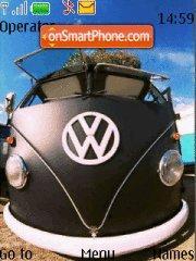 Скриншот темы Cool VW