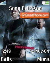 Prison Break Season es el tema de pantalla