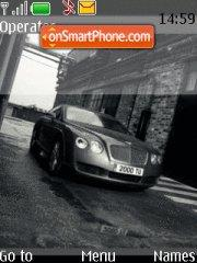 Bentley Classic tema screenshot