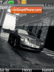 Bentley Classic theme screenshot