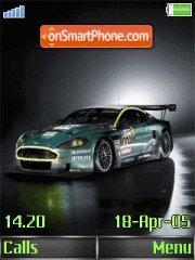 Aston Martin Sport Edition es el tema de pantalla