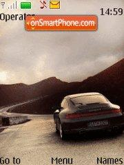 Porche Carrera Theme-Screenshot