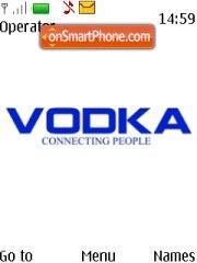 Vodka es el tema de pantalla