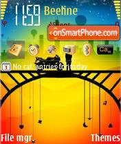 Dreaming 02 theme screenshot