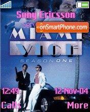 Miami Vice es el tema de pantalla