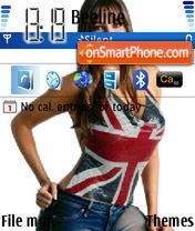 Sofia Vegara By Jl theme screenshot