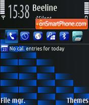 Скриншот темы Grid Gnokkia