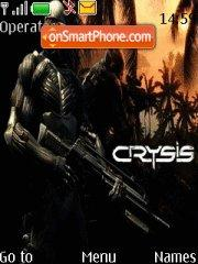 Crysis theme screenshot