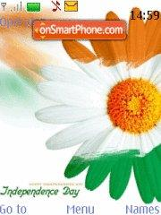 Triranga theme screenshot