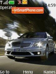 Benz Luxury theme screenshot