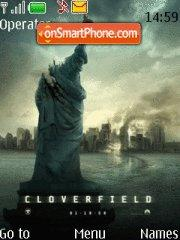 Cloverfield theme screenshot