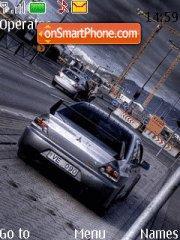 Evo In Da Street theme screenshot