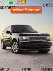Range Rover Special Theme-Screenshot