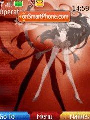 Anime 15 theme screenshot