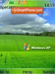 Xp Green theme screenshot